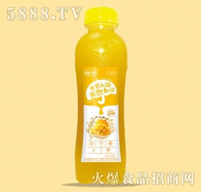 畅田芒果汁468ml