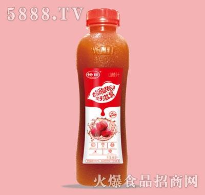 畅田山楂汁468ml