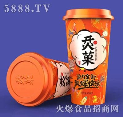 �羟�芒果汁饮料(杯装)