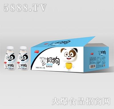 伊丽澳原味奶昔乳味饮料388mlx15瓶