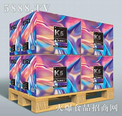 K5久体疫力植物饮料箱
