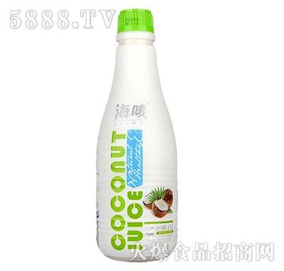 海唛生榨椰子汁1L