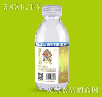 三鲸葡萄糖补水液柠檬味450ml