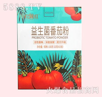 亿露红益生菌番茄粉100g产品图
