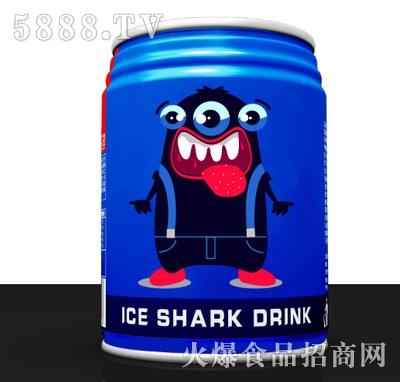 冰鲨维生素果味饮料250毫升(罐装)