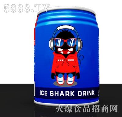 冰鲨维生素果味饮料250毫升(罐)