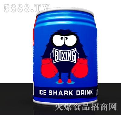 冰鲨维生素果味饮料(罐)