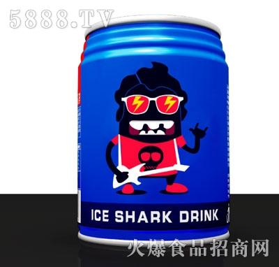 冰鲨维生素果味饮料(罐装)