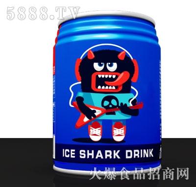冰鲨维生素果味饮料250ml(罐)