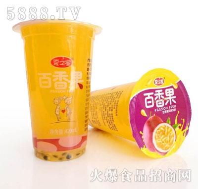 夏之星百香果味风味饮料