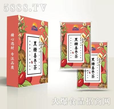 蓝海健康黑糖姜枣茶