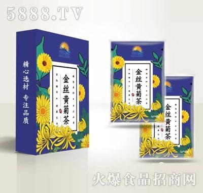 蓝海健康金丝黄菊茶