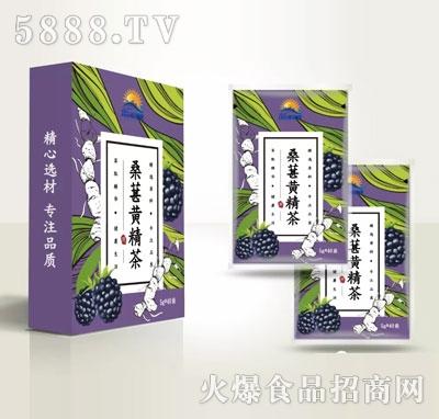 蓝海健康桑葚黄精茶