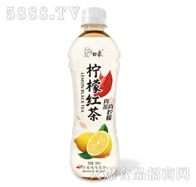 白象柠檬红茶500ml