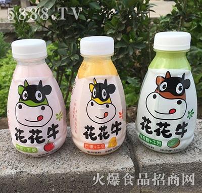 花花牛乳味饮料380ml