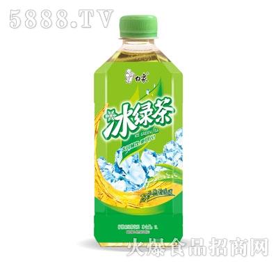 白象冰绿茶1L