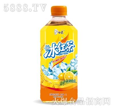 白象冰红茶1L