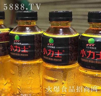 北大荒集团小力士牛磺酸维生素强化果味饮料450ml