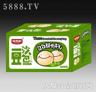 凯罗利豆沙包绿豆馅(箱)