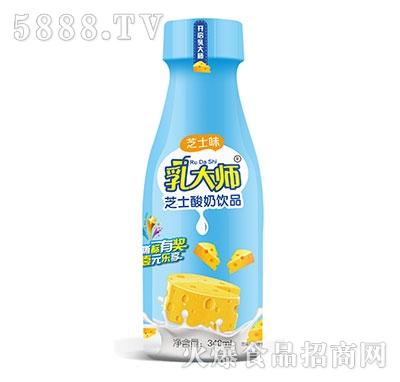 乳大师芝士酸奶饮品340ml