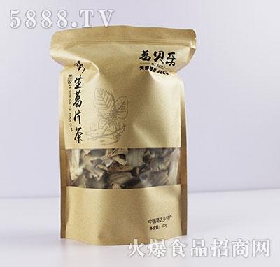 葛贝乐野生葛片茶400g产品图