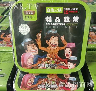 麦士利自然火锅精品蔬菜275g