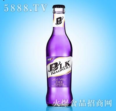 脑库力苏打酒冷艳型300ml