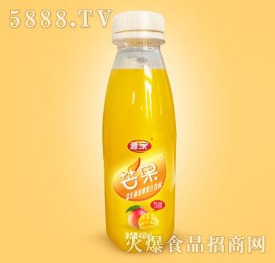 壹家芒果益生菌发酵复合果汁饮料