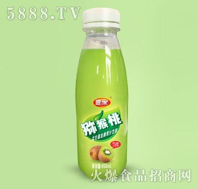 壹家猕猴桃益生菌发酵复合果汁饮料