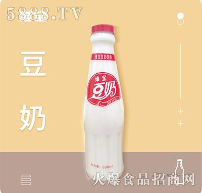 维宝豆奶饮料330mlx24瓶箱