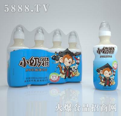 小奶猴原味乳酸菌�品200mlX4