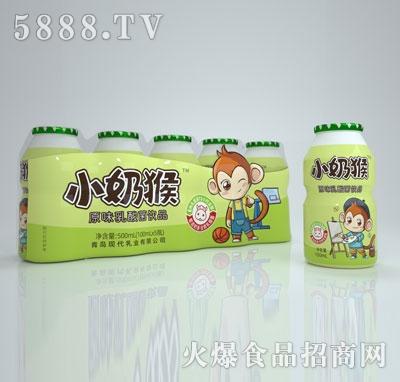 小奶猴原味乳酸菌�品100mlX5