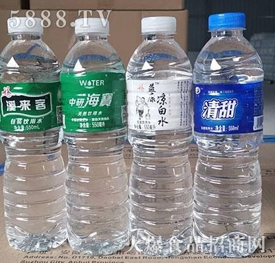茶中宝饮用水