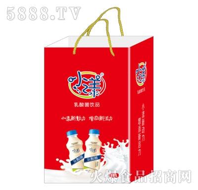 小漾乳酸菌饮品原味(礼袋)