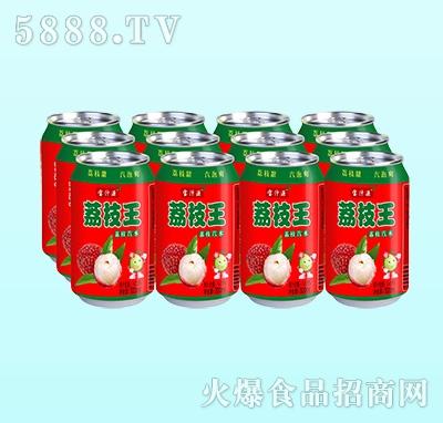 宝汁源荔枝王荔枝汽水320ml