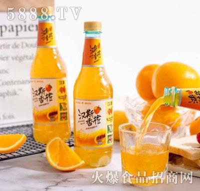 汉斯香橙味饮品