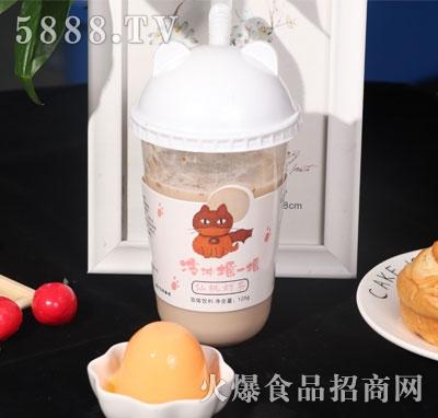 咔诺咔冷饮摇一摇仙桃奶茶125g