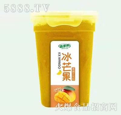 百多利冰芒果果蔬汁饮料360ml