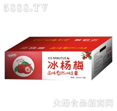 百多利冰杨梅果蔬汁饮料(箱)