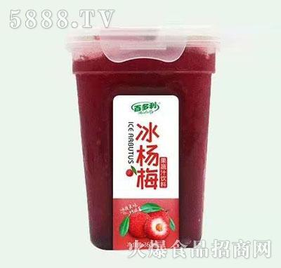百多利冰杨梅果蔬汁饮料360ml