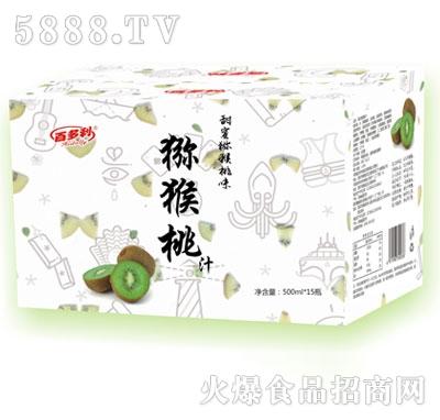 百多利猕猴桃汁500mlX15