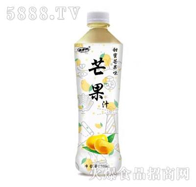 百多利芒果汁500ml
