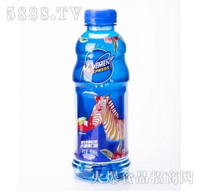 八星食品维生素果味饮料水蜜桃口味600ml