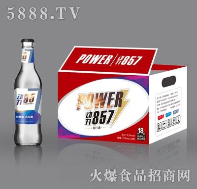 动力857苏打酒纯情型275mlX24