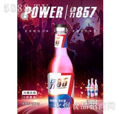 动力857苏打酒诱惑型