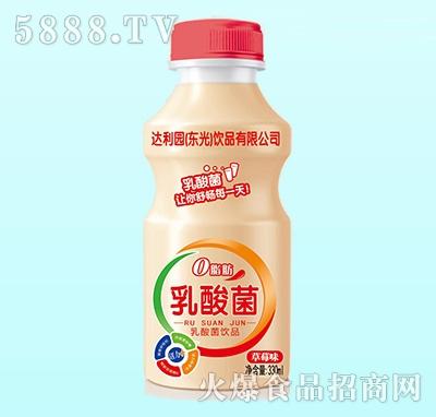 达利园(东光)乳酸菌饮品草莓味330ml
