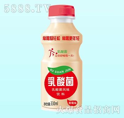 乳酸菌风味饮料原味340ml(单瓶)
