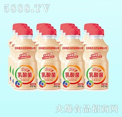 达利园(东光)乳酸菌饮品草莓味330ml(塑包)
