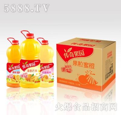 传奇果园果味饮料2.5LX6