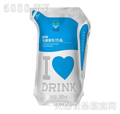 李子园原味乳酸菌乳饮品180ml
